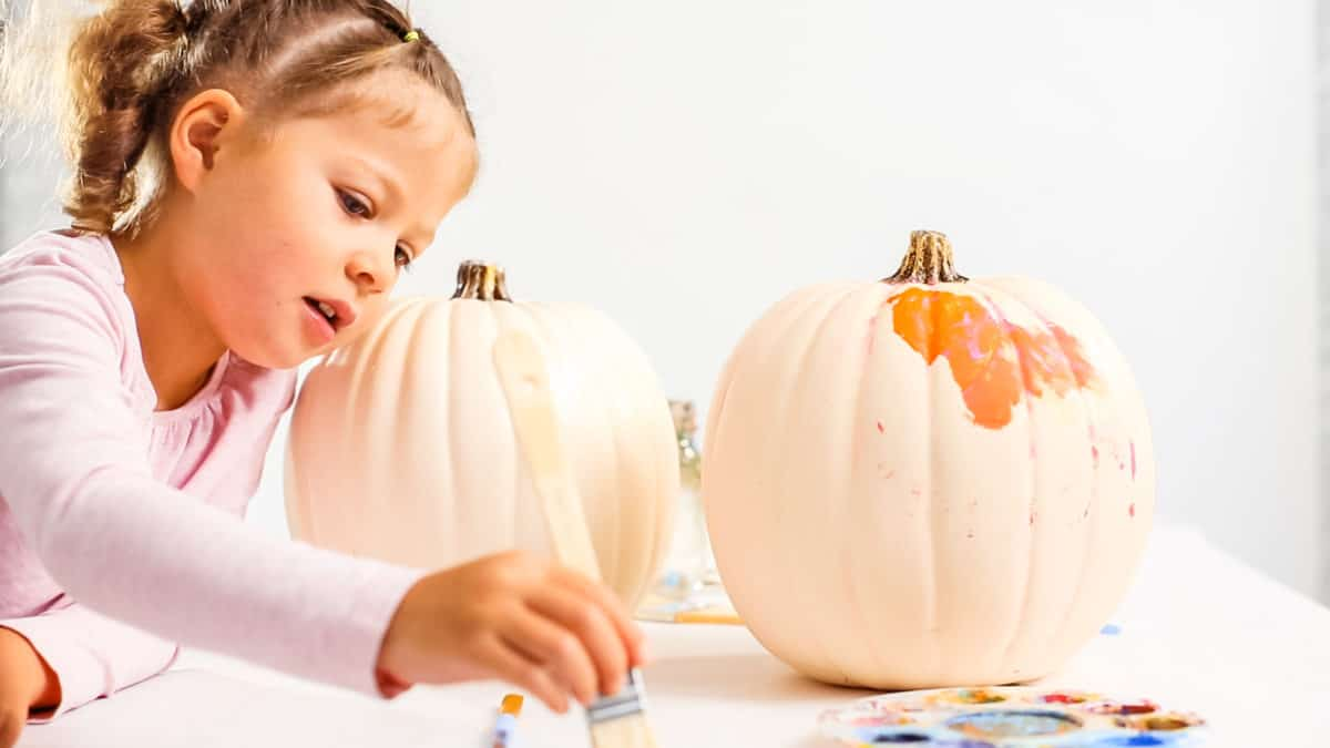 PaintingPumpkins